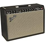 "Fender '64 Custom Deluxe Reverb 1x12"" Tube Combo Guitar Amplifier"