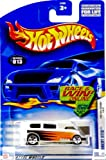 2002 First Editions #1 Midnight Otto 5-Spoke Wheels #2002-13 Collectible Collector Car Mattel Hot Wheels 1:64 Scale