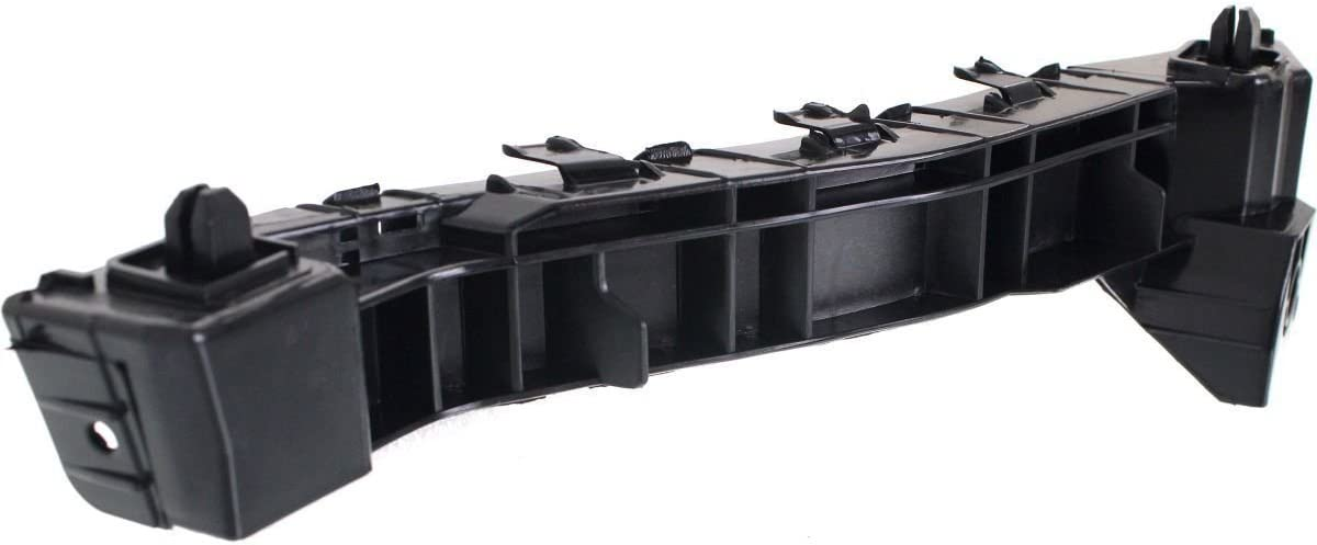 DAT AUTO PARTS Bumper Cover Bracket Replacement for 09-13 Subaru Forester Black Front Left Driver Side SU1042101