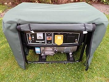 Outdoor Waterproof Generator Cover / Tent With Frame (Green) & Outdoor Waterproof Generator Cover / Tent With Frame (Green ...