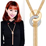 313 - 1# New Arrival Women Jewelry Pendant Choker Chunky Statement Chain Bib Necklace