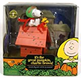 Great Pumpkin Charlie Brown WW1 Flying Ace Snoopy Play Pack