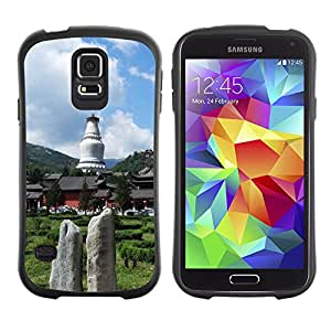 Pulsar iFace Series Tpu silicona Carcasa Funda Case para SAMSUNG Galaxy S5 V / i9600 / SM-G900F / SM-G900M / SM-G900A / SM-G900T / SM-G900W8 , Nature