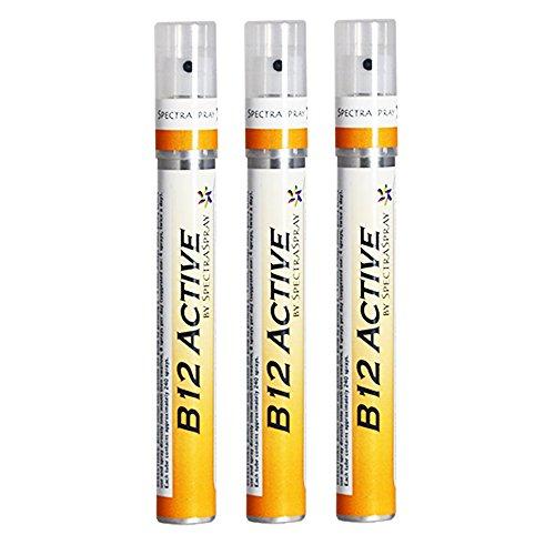 Vitamin B12 Spray Vitamins - 3 Pack
