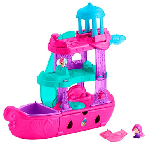 Fisher-Price Nickelodeon Shimmer & Shine, Teenie Genies, Genie Gem Cruiser