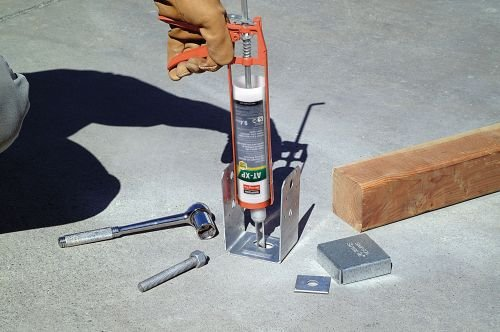 Simpson Strong Tie AT-XP30 30 oz Fast-Curing Anchoring Adhesive for Concrete by Simpson Strong-Tie (Image #3)