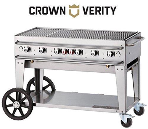 Crown Verity Pro Series CV-RCB-48-SI 56