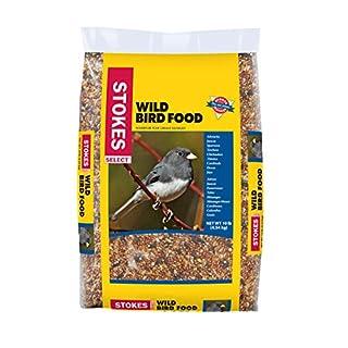 Stokes 00530 Select Wild Bird Food, 10 lb