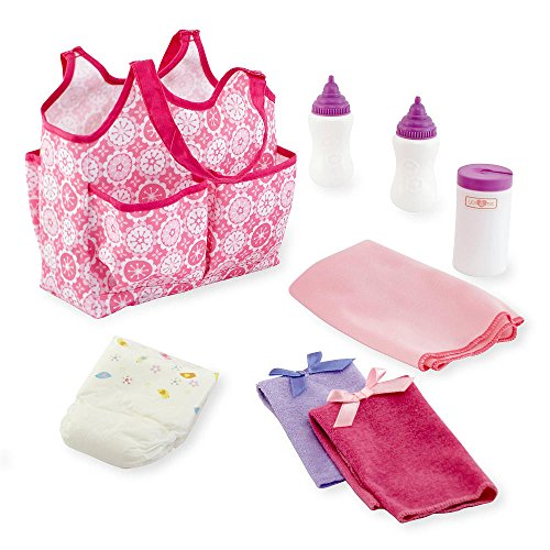 Baby Doll Diaper Tote Accessories product image