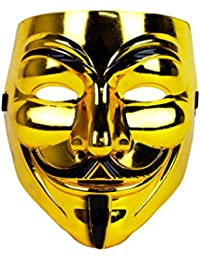 Guy Fawkes Mask Halloween Costume V for Vendetta