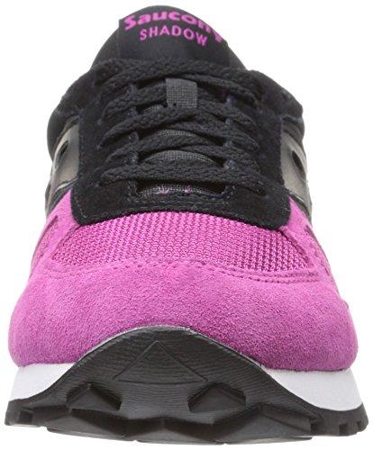 Saucony Originaler Menns Skygge Originale Sneaker Svart / Rosa