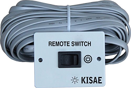 KISAE Technology RM1201-00 Inverter Remote On/Off Switch