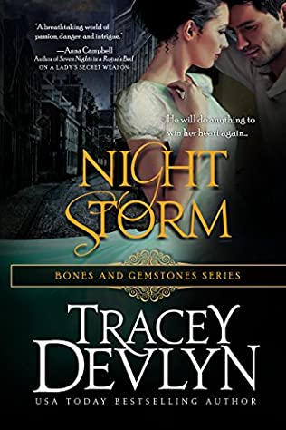 book cover of Night Storm