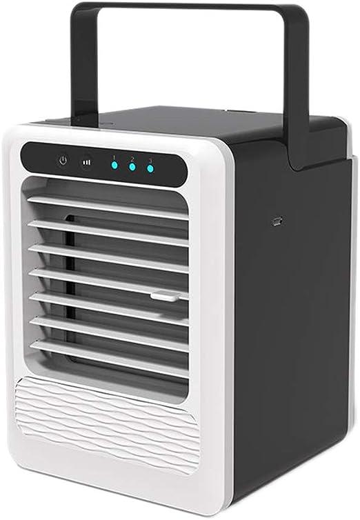 Ventilador de enfriamiento Refrigerador de aire portátil ...