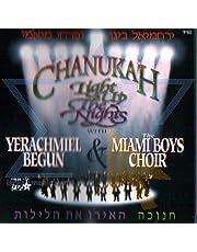 Chanukah Light Up The Nights with Yerachmiel Begun & The Miami Boys Choir