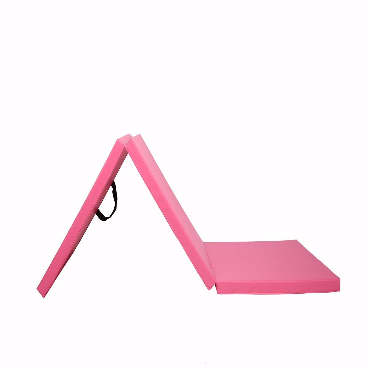 YOOMAT Yoga-Matte Männer und Frauen Fitness Yoga-Matte Falten Praxis Yoga-Matte Pad Gymnastik für Outdoor-Training