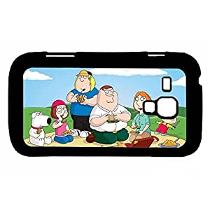 Generic Quilted Phone Case For Teen Girls For Samsung Galaxy Trend Duos Printing With Family Guy Choose Design 5