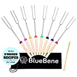 Marshmallow Roasting Sticks By BlueBene Review
