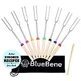 Marshmallow Roasting Sticks by BlueBene - 8 Extending...