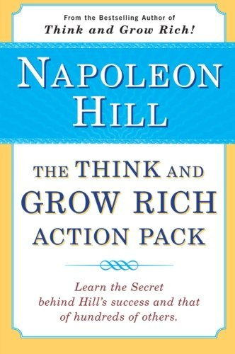The Think and Grow Rich Action Pack by Napoleon Hill (1988-08-01) (The Think And Grow Rich Action Pack)