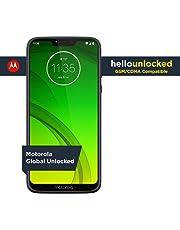 Moto G7 Power - Unlocked - 32 GB - Marine Blue (US Warranty) - Verizon, AT&T, T-Mobile, Sprint, Boost, Cricket, Metro