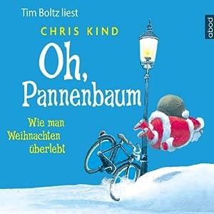 Oh, Pannenbaum Hörbuch