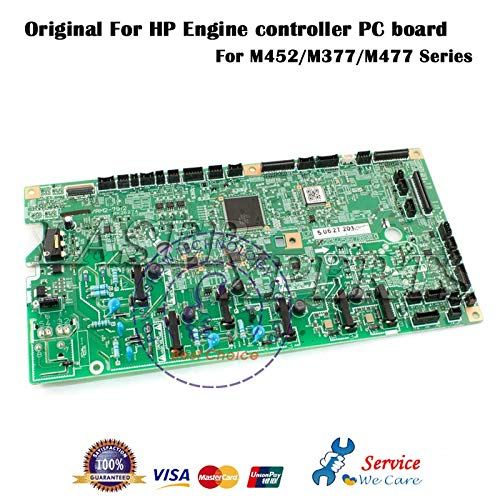 Printer Parts Original Engine Controller PC Board RM2-7910-000CN RM2-7912-000CN RM2-7912 RM2-7910 RM2-7911 RM2-7911 for HP M377 M477 M452 - (Color: Simplex Series)