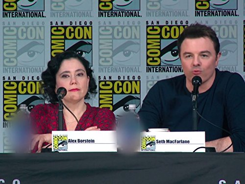 Family Guy: Comic Con Highlights