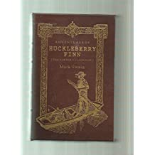 The Adventures of Huckleberry Finn [Tom Sawyer's Companion] Full Leather Collector's Library of Famous Editions Easton Press