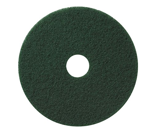 Glit/Microtron 400313 Wet Scrub/Light Strip Pad, 13