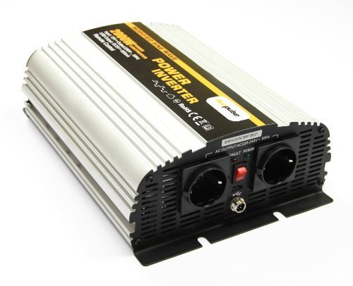 MS 12 v convertisseur de tension 2000/4000 w inverter onduleur Solartronics