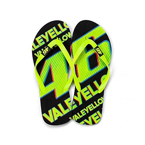 Chanclas Valentino Rossi VR46 2017 Amarillo