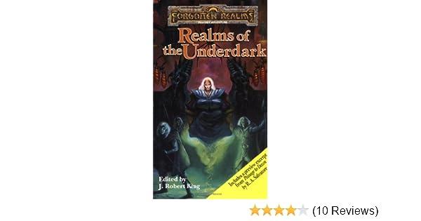 Realms of the Underdark (Forgotten Realms Anthology): J