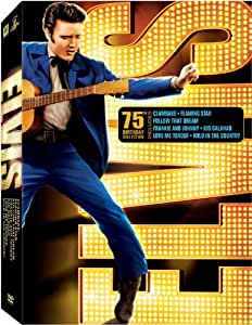Elvis 7disc Collection Sac