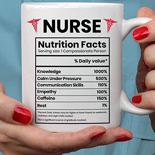 Amazon Com Nurse Gifts For Women Or Men Gifts For Nurses For Christmas Novelty Funny Nurse Cup Perfect Gift For Nurse Appreciation Christmas Mother S Day Or Nursing Student Kitchen Dining