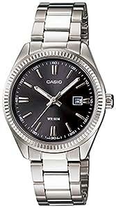 Casio Reloj con movimiento cuarzo japonés LTP-1302D-1A1 30 mm