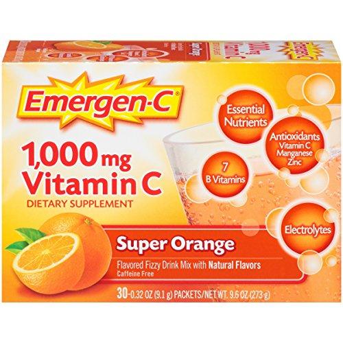 076314302031 - EMERGEN-C Emergen-C Drink Mix, Orange 36/Box carousel main 7