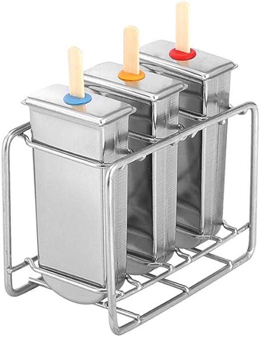 Compra coil.c - Molde de Helado sin BPA, de Acero Inoxidable ...