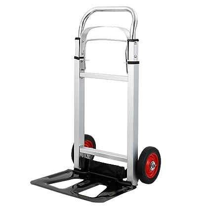 4dca060ef98f Amazon.com: Utility Carts Hand Trucks Trolley Folding Trolley Sack ...