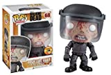 Walking Dead Pop TV Prison Guard Zombie Blood Splatter Variant SDCC 2013 Excl...