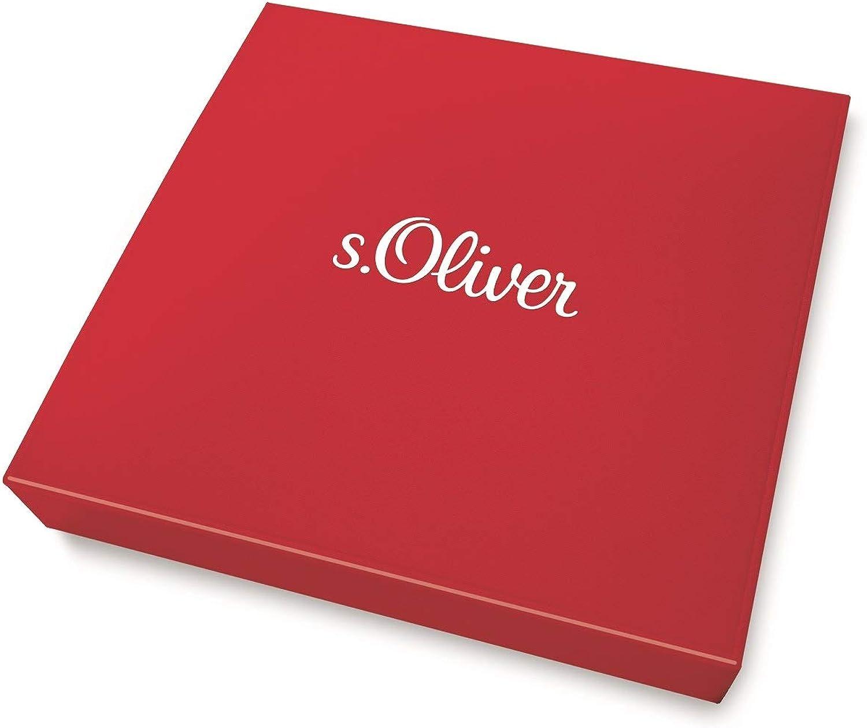 s.Oliver Collar para Hombre Acero Inoxidable 2027437