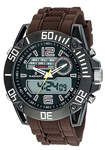 RA312602 Reloj Radiant Caballero, analógico-digital, crono, calendario, alarma
