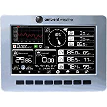 Ambient Weather WS-1001-WIFI-CONSOLE Console for WS-1001 Series Weather Station (Console Only)