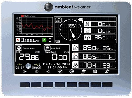 Ambient Weather WS-1001-WIFI-CONSOLE Console for WS-1001 Ser
