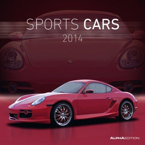 Sports Cars Broschürenkalender 2014 Sportwagenkalender