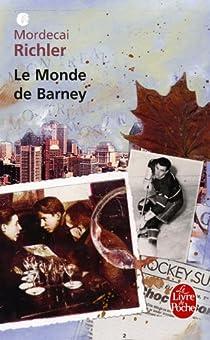 Le Monde de Barney par Richler