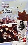 Le Monde de Barney par Mordecai Richler