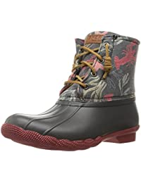 Women's Saltwater Prints Rain Boot