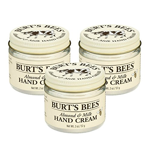 Burt's Bees Almond & Milk Hand Cream 2 Oz (Pack of 3) ()
