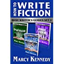 How to Write Fiction: Busy Writer's Guides Set 2